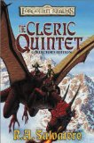 Buy The Cleric Quintet (Canticle, In Sylvan Shadows, Night Masks, The Fallen Fortress, The Chaos Curse) by R. A. Salvatore from Amazon.com!